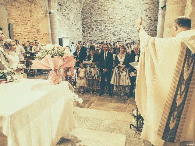 Le mariage de Florent et Clara à Pont-de-Salars, Aveyron 73