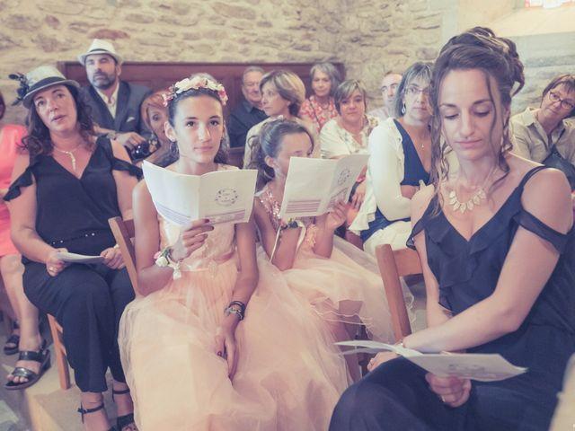 Le mariage de Florent et Clara à Pont-de-Salars, Aveyron 82
