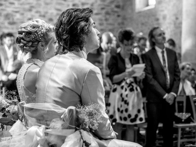 Le mariage de Florent et Clara à Pont-de-Salars, Aveyron 85