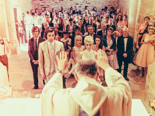 Le mariage de Florent et Clara à Pont-de-Salars, Aveyron 87