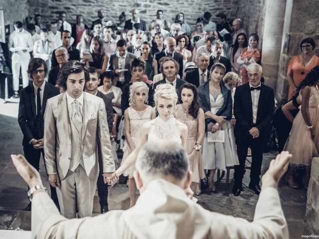 Le mariage de Florent et Clara à Pont-de-Salars, Aveyron 88