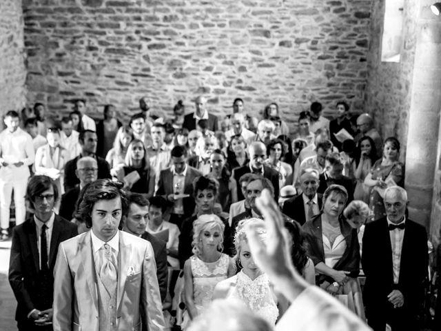 Le mariage de Florent et Clara à Pont-de-Salars, Aveyron 89