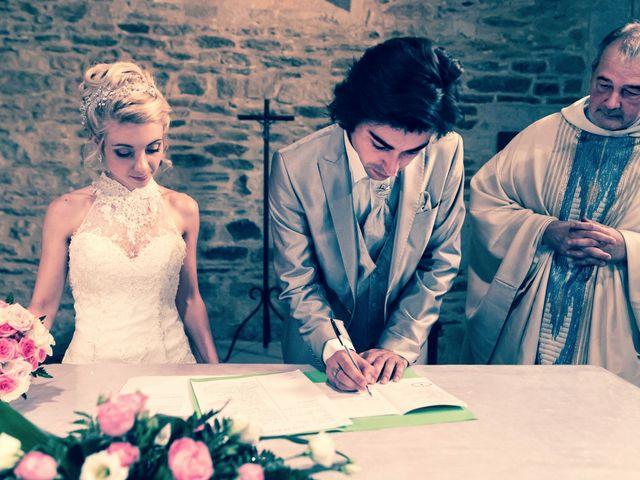 Le mariage de Florent et Clara à Pont-de-Salars, Aveyron 93