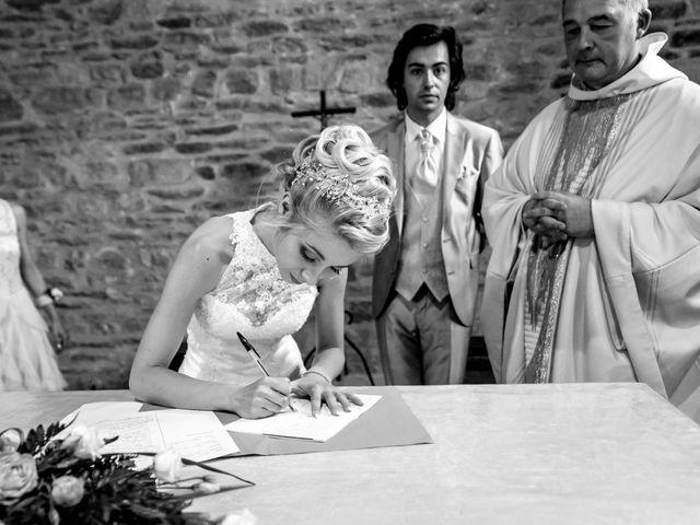 Le mariage de Florent et Clara à Pont-de-Salars, Aveyron 94