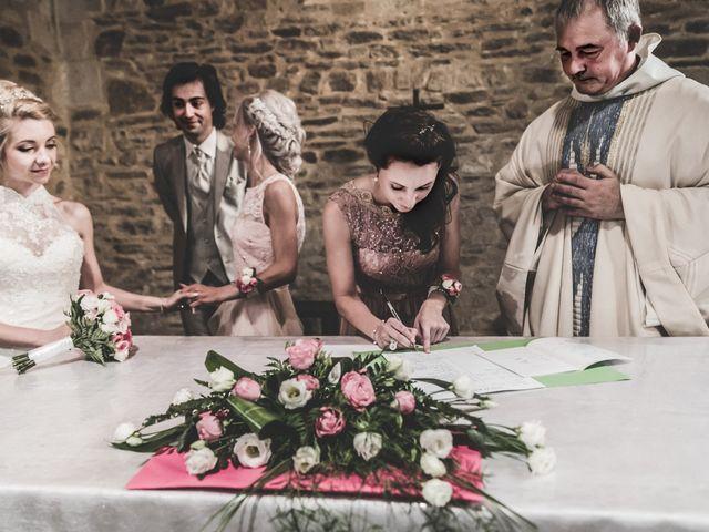 Le mariage de Florent et Clara à Pont-de-Salars, Aveyron 95