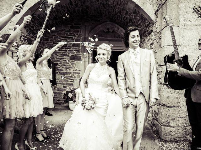 Le mariage de Florent et Clara à Pont-de-Salars, Aveyron 96