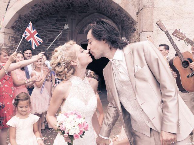 Le mariage de Florent et Clara à Pont-de-Salars, Aveyron 97