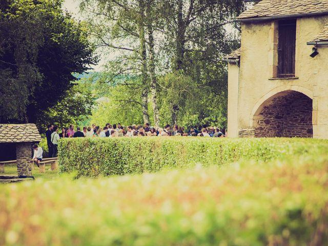 Le mariage de Florent et Clara à Pont-de-Salars, Aveyron 99