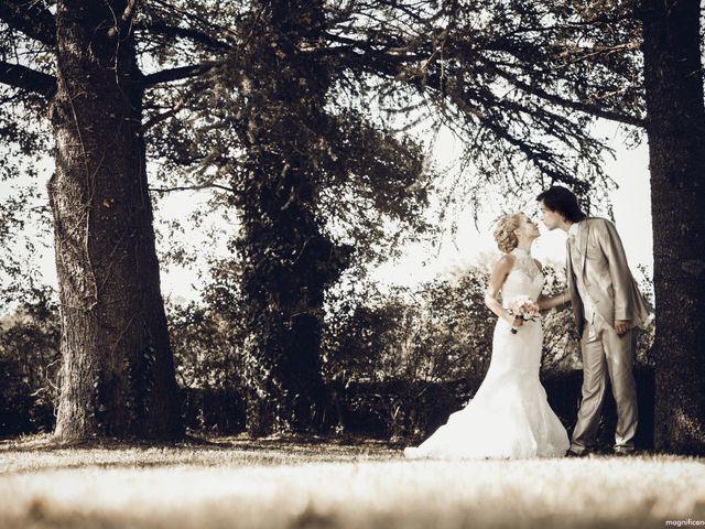 Le mariage de Florent et Clara à Pont-de-Salars, Aveyron 107