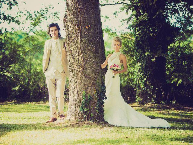 Le mariage de Florent et Clara à Pont-de-Salars, Aveyron 108