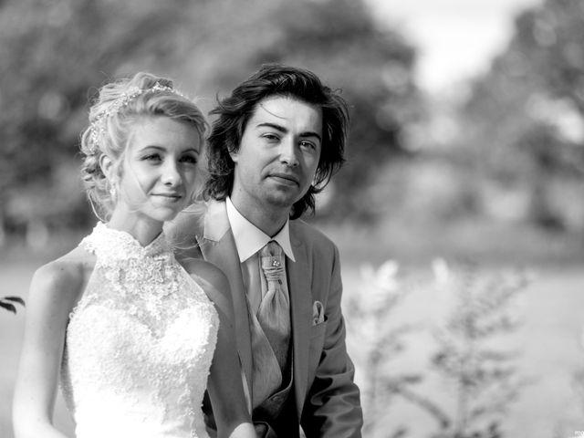 Le mariage de Florent et Clara à Pont-de-Salars, Aveyron 115