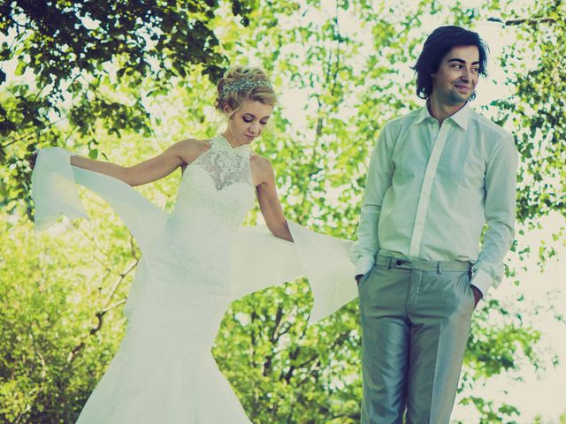 Le mariage de Florent et Clara à Pont-de-Salars, Aveyron 118