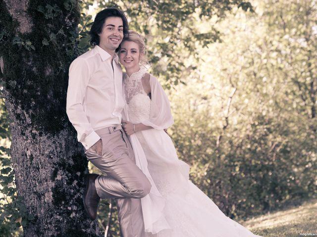 Le mariage de Florent et Clara à Pont-de-Salars, Aveyron 120