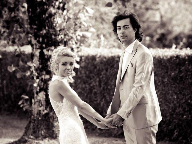 Le mariage de Florent et Clara à Pont-de-Salars, Aveyron 123