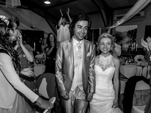 Le mariage de Florent et Clara à Pont-de-Salars, Aveyron 149
