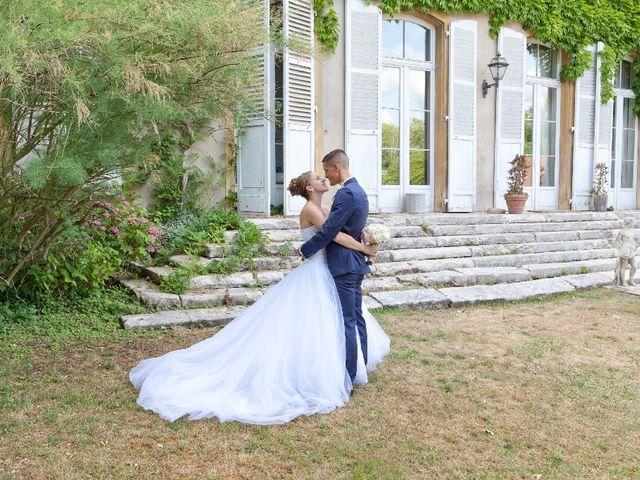 Le mariage de Palomar et Pauline à Uckange, Moselle 1