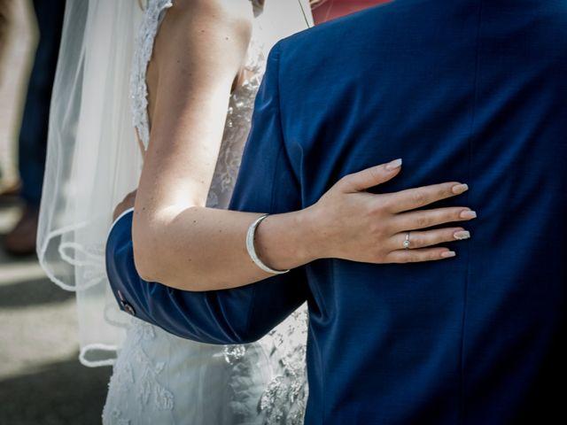 Le mariage de Jérémy et Sandra à Mauprévoir, Vienne 24