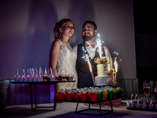 Le mariage de Jérémy et Sandra à Mauprévoir, Vienne 56