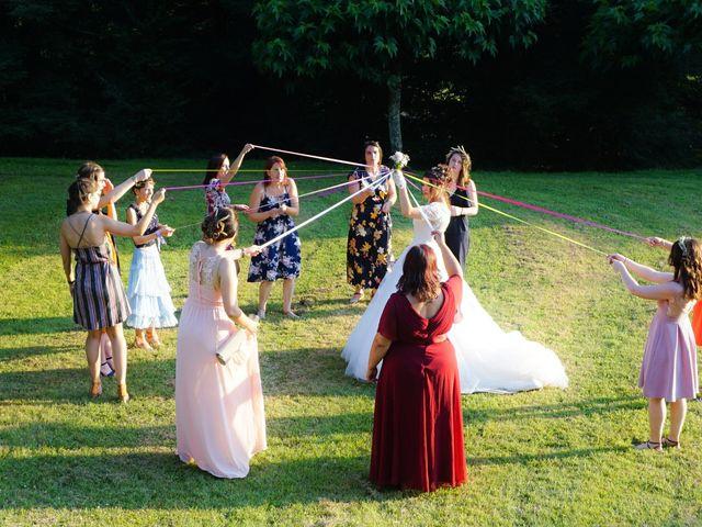 Le mariage de Jean et Manon à Brive-la-Gaillarde, Corrèze 1