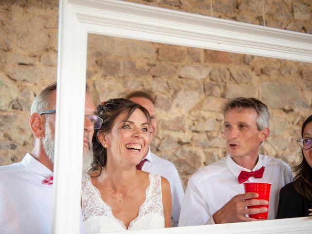 Le mariage de Nicolas et Aurore à Saint-André-d'Huiriat, Ain 14