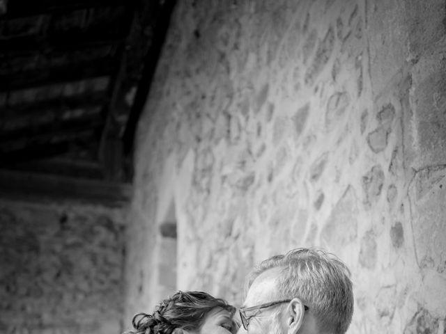 Le mariage de Nicolas et Aurore à Saint-André-d'Huiriat, Ain 17