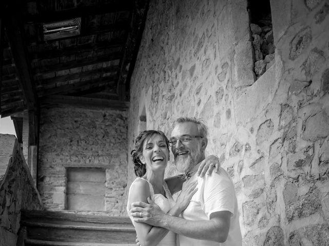 Le mariage de Nicolas et Aurore à Saint-André-d'Huiriat, Ain 18