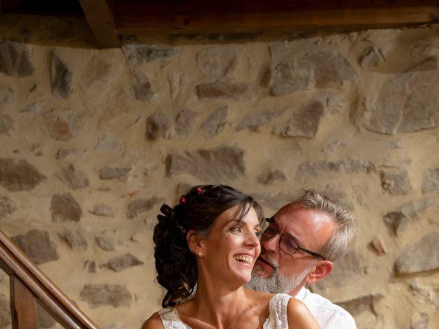 Le mariage de Nicolas et Aurore à Saint-André-d'Huiriat, Ain 19