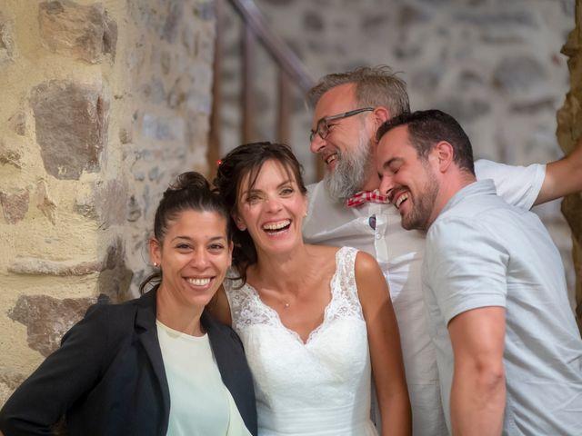 Le mariage de Nicolas et Aurore à Saint-André-d'Huiriat, Ain 28