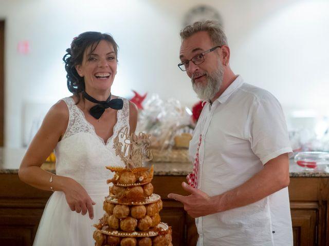Le mariage de Nicolas et Aurore à Saint-André-d'Huiriat, Ain 29