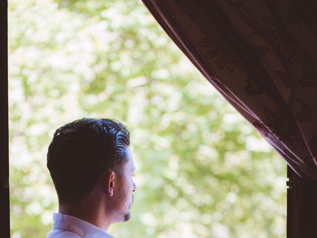 Le mariage de Liridon et Luana à Vignieu, Isère 15