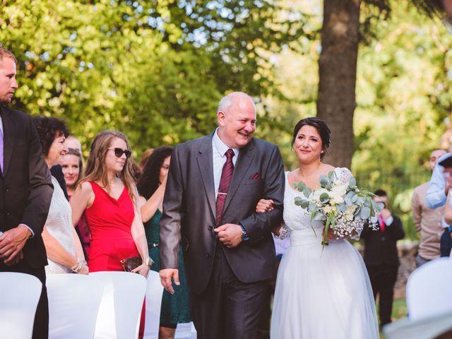 Le mariage de Liridon et Luana à Vignieu, Isère 20