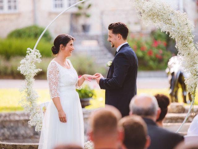 Le mariage de Liridon et Luana à Vignieu, Isère 27