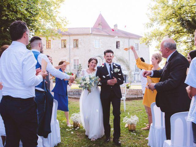 Le mariage de Liridon et Luana à Vignieu, Isère 30