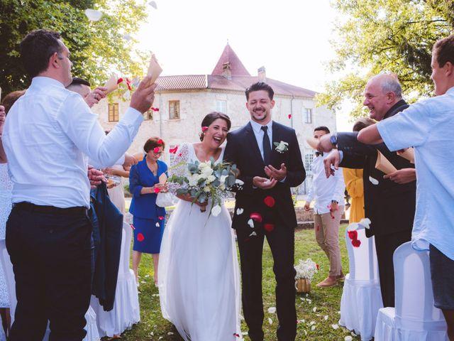 Le mariage de Liridon et Luana à Vignieu, Isère 31
