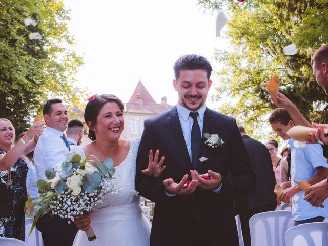 Le mariage de Liridon et Luana à Vignieu, Isère 32