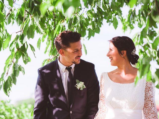 Le mariage de Liridon et Luana à Vignieu, Isère 39