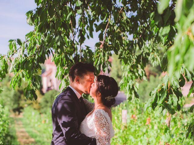 Le mariage de Liridon et Luana à Vignieu, Isère 40