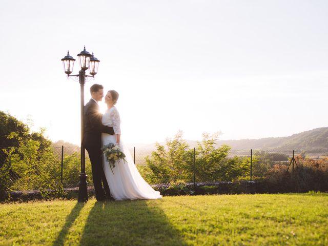 Le mariage de Liridon et Luana à Vignieu, Isère 50