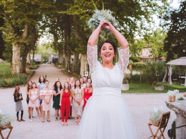 Le mariage de Liridon et Luana à Vignieu, Isère 53