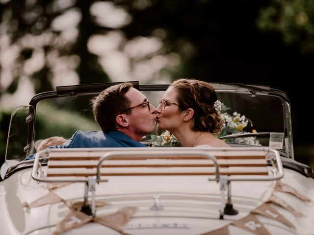 Le mariage de Laurent et Camille à Franqueville-Saint-Pierre, Seine-Maritime 2