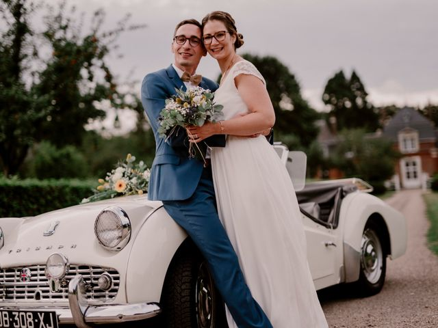 Le mariage de Camille et Laurent