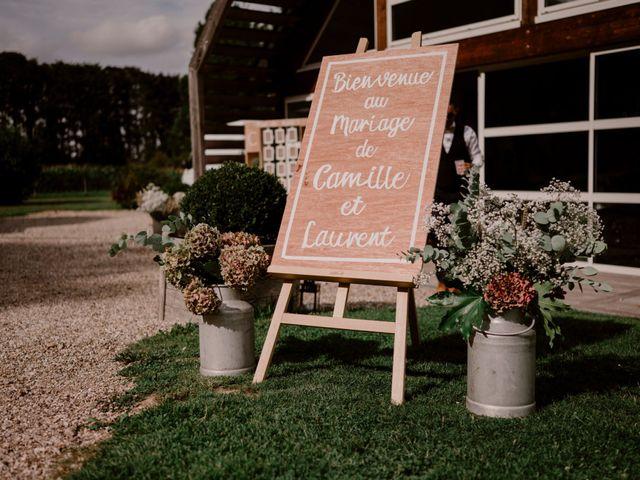 Le mariage de Laurent et Camille à Franqueville-Saint-Pierre, Seine-Maritime 9