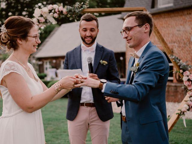 Le mariage de Laurent et Camille à Franqueville-Saint-Pierre, Seine-Maritime 12