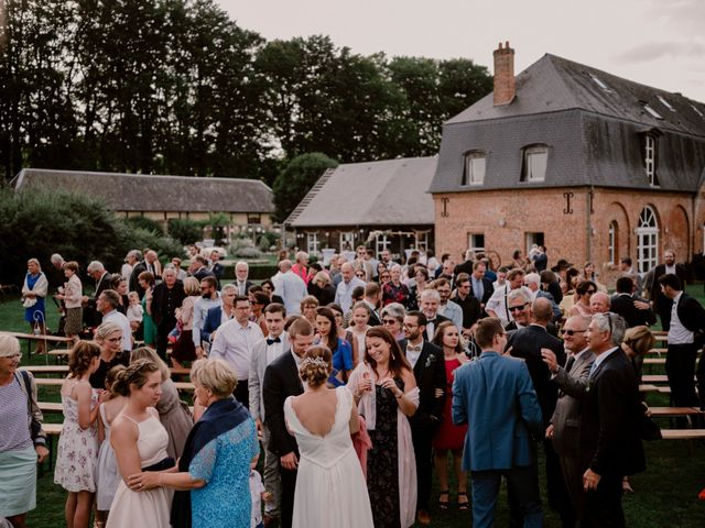 Le mariage de Laurent et Camille à Franqueville-Saint-Pierre, Seine-Maritime 13