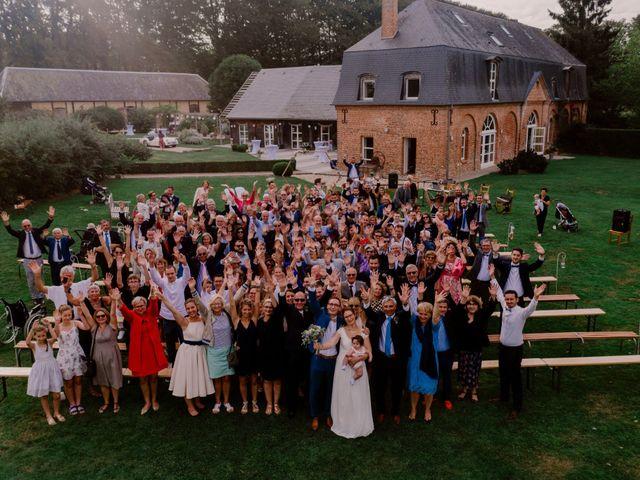 Le mariage de Laurent et Camille à Franqueville-Saint-Pierre, Seine-Maritime 14