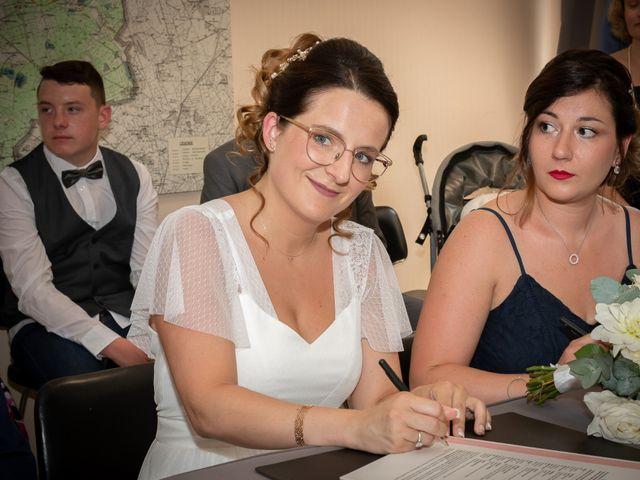 Le mariage de Sylvain et Charlène à Ligny-le-Ribault, Loiret 5