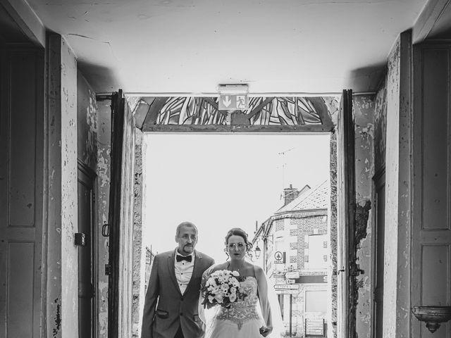 Le mariage de Sylvain et Charlène à Ligny-le-Ribault, Loiret 8