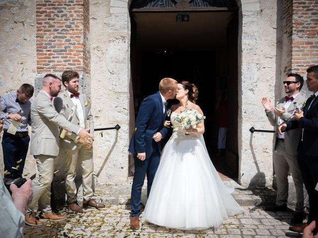 Le mariage de Sylvain et Charlène à Ligny-le-Ribault, Loiret 16