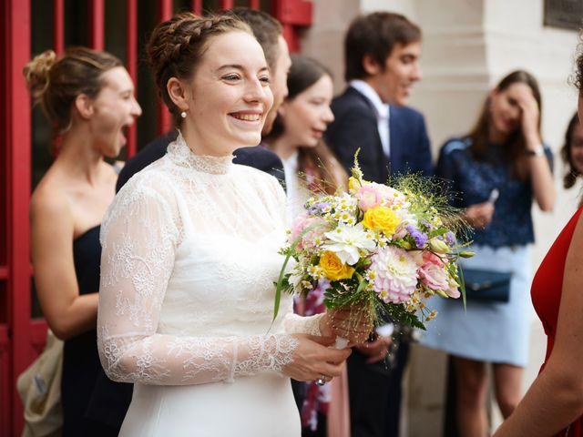 Le mariage de Charles et Margot à Saint-Denis, Deux-Sèvres 8