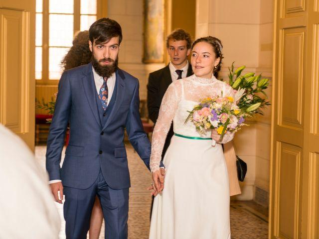 Le mariage de Charles et Margot à Saint-Denis, Deux-Sèvres 10